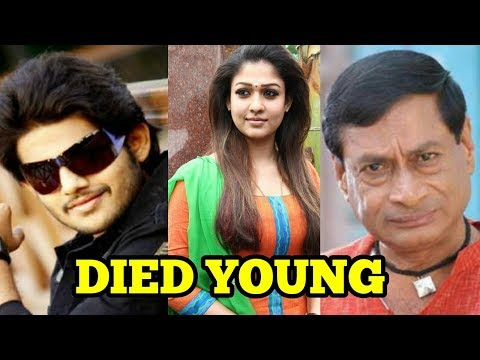 Xxx Mp4 10 South Indian Celebrities Who Died Very Young 3gp Sex
