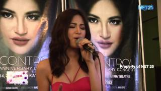 Julie Anne San Jose - Right Where You Belong (NET 25 LETTERS AND MUSIC)