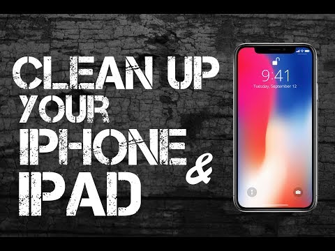 Xxx Mp4 Clean Up Your IPhone Or IPad IN UNDER 10 MINUTES 3gp Sex