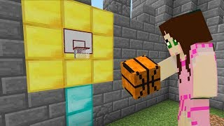 Minecraft: BASKETBALL GAME CHALLENGE [EPS9] [50]