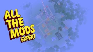 All The Mods Expert Mode - MOVING UP [E29] (Minecraft Expert Mod Pack)
