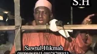GUZURIN TASHIN KIYAMA - SHEIKH BASHIR YANDO GHANA