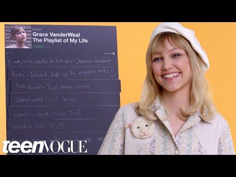 Xxx Mp4 Grace VanderWaal Creates The Soundtrack To Her Life Teen Vogue 3gp Sex