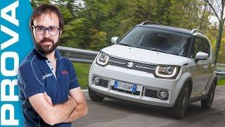 Suzuki Ignis | La nostra prova su strada