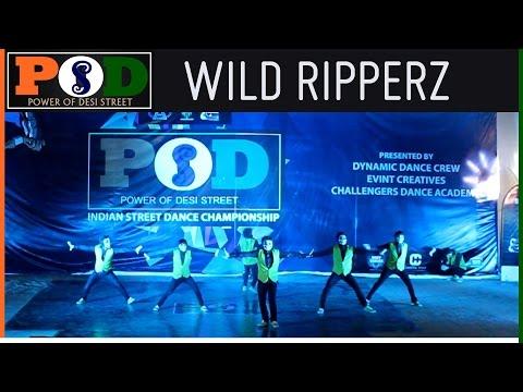 WILD Ripperz crew Crazy Performance from NEPAL