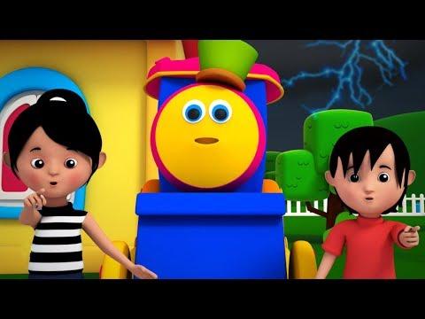 Xxx Mp4 Bob O Trem Eu Ouço Trovões Estação Chuvosa Canção Rimas Para Crianças Bob I Hear Thunder 3gp Sex