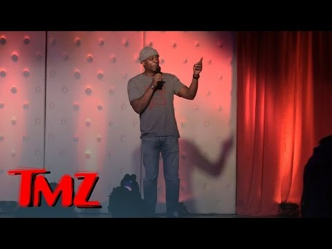 DAVE CHAPPELLE TRUMP SUPPORTER MAKES HIM GREAT TMZ