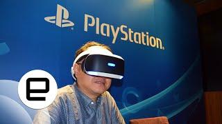 Shuhei Yoshida Talks About Project Morpheus, PS Home, Vita and 4K Gaming