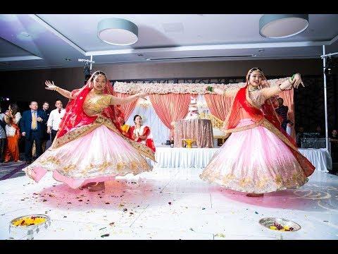 Xxx Mp4 Ghoomar Bollywood Dance By Neelu And Meyrin Nepali Wedding 3gp Sex