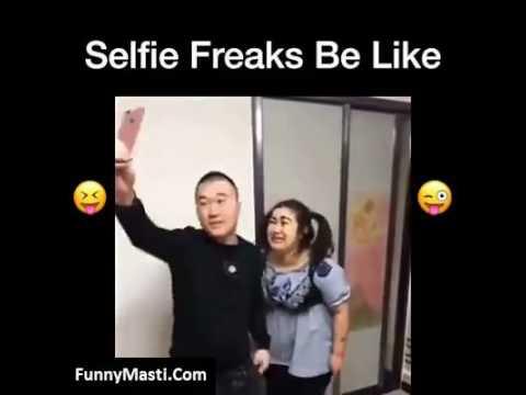 Selfie Girl Freak Must Watch
