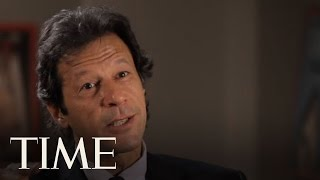 10 Questions for Imran Khan | TIME