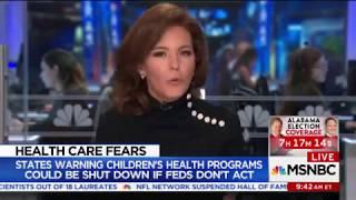 MSNBC Host SHOCKED That Corruption Makes Politicians Immoral Cretins