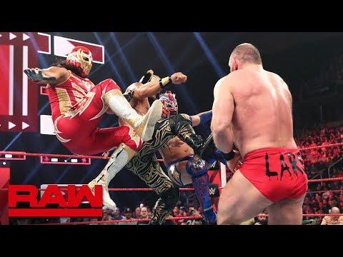 Xxx Mp4 Lucha House Party Attack Lars Sullivan Raw May 20 2019 3gp Sex