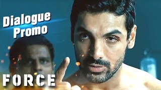 Force Dialogue Promo - John Abraham Warns The Doctor