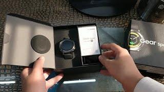 Samsung gear sport smartwatch unboxing 2019(Still worth?)