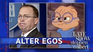 ALTER EGOS RETURNS!