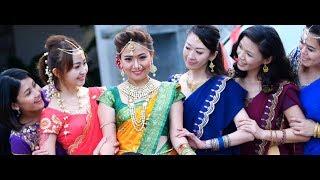 Malaysian Indian Wedding Highlights Of  NAVEEN & SHIUAN By Golden Dreams Gdu
