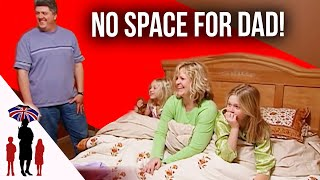 8 Years Since Parents Slept In Same Bed Due To Kids | Supernanny