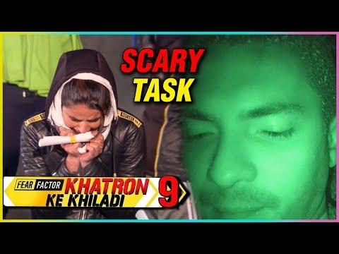 Xxx Mp4 Aditya Narayan SCARY Task Jasmin Bhasin GETS Scared Khatron Ke Khiladi 9 3gp Sex