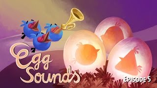 Egg Sounds| Angry Birds Toons – Ep 5, S 1