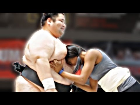 Xxx Mp4 Regular People Wrestle Sumo Champions 3gp Sex