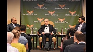 INDUS: A Dialogue between the Ambassadors of Pakistan and Afghanistan in Washington, D.C.