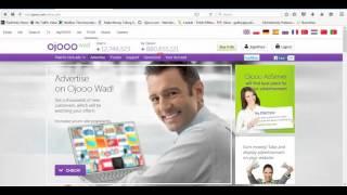 how to use wad ojooo account hindi (how to earn money online ojooo wad ptc site Tips and Tricks)