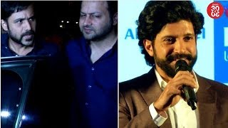 Emraan Hashmi Dines Out With Friends | Farhan Akhtar
