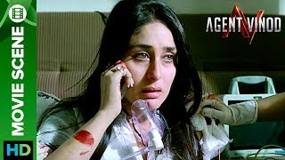 Agent Vinod | Kareena Kapoor's last breath on screen