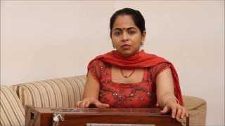 Padma Wadkar-'Surmayee Shaam' in Basingstoke (27/04/14)