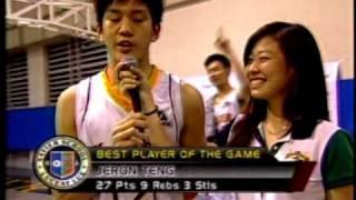 Iris Interview on 2010-02-06 Best Player Gerald Teng
