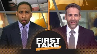 Stephen A. and Max debate if LeBron James is playing his best basketball | First Take | ESPN