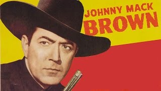 The Crooked Trail (1936) JOHNNY MACK BROWN