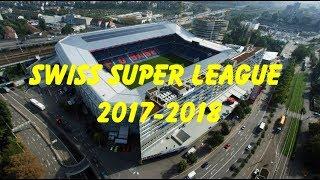 Swiss Super League 2017–2018 Stadium