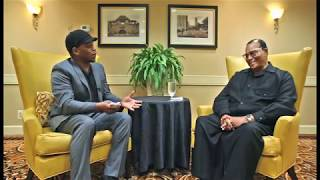 Sway in The Morning: Interview with The Honorable Minister Louis Farrakhan Part 1