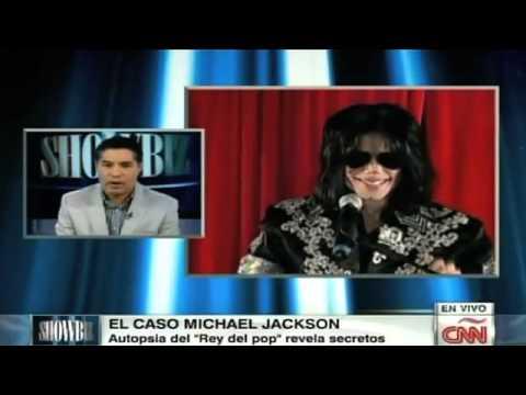 La autopsia de Michael Jackson revela secretos