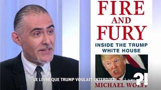 Le livre que Trump voulait interdire ... #cadire 08.01.2018