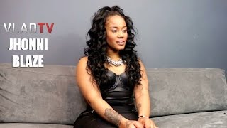 Jhonni Blaze: People Judge Strippers But It