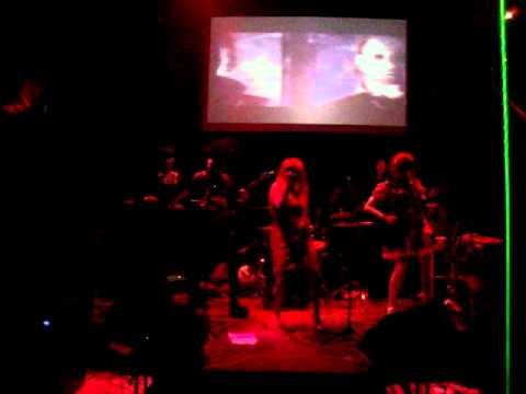 Banda Cadillacs - Halloween Fantasy IV - 2010 - CSS - Music is my Hot hot sex