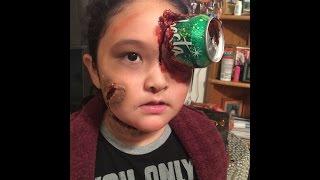 Halloween Look #4 PLEASE DONT LITTER!