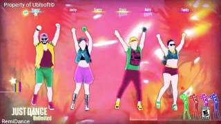 Just Dance 2016 - OMI Cheerleader - Full Fan-made
