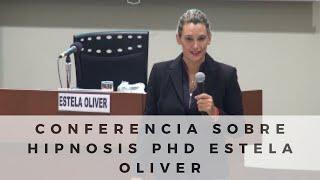 Conferencia de hipnosis - Universidad de Lima - Master Estela Oliver (2015). Estudiantes de psic.
