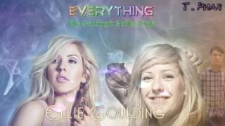 Everything -  Ellie Goulding ft. Skrillex, Diplo (Jack U) - (New song 2016) T.PHAN