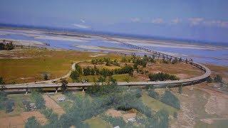 দেখেনিন চীনকে ঠেকাতে ভারত যে ৯.১৫ কিমি দীর্ঘতম সেতু নির্মাণ করলো