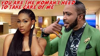 YOU ARE THE RIGHT WOMAN FOR ME - FREDRICK LEONARD NIGERIAN MOVIES LATEST | NIGERIAN  MOVIES 2018