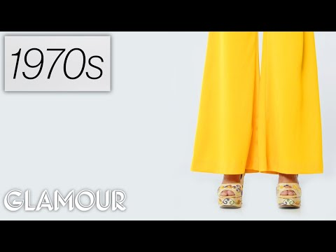 100 Years of Pants Glamour
