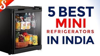 5 Mini Refrigerators in India with Price