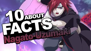 10 Facts About Nagato Uzumaki You Should know!!!