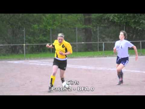 Patch boys, girls face BFA in soccer
