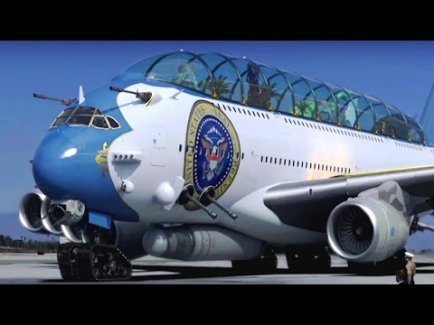 10 Most Expensive Presidential Planes In The World